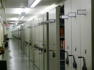Firestone_Library_Princeton_mobile_aisle_shelving